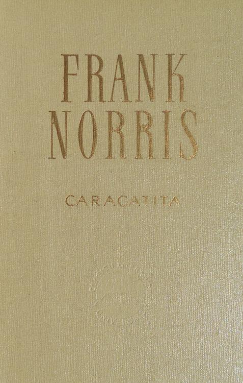 Caracatita - Frank Norris