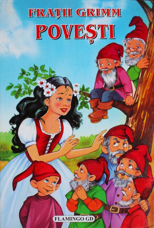 Povesti (editie de lux) - Fratii Grimm