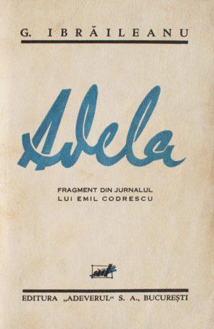 Adela (editia princeps