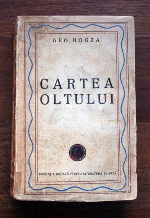 Cartea Oltului (editia princeps