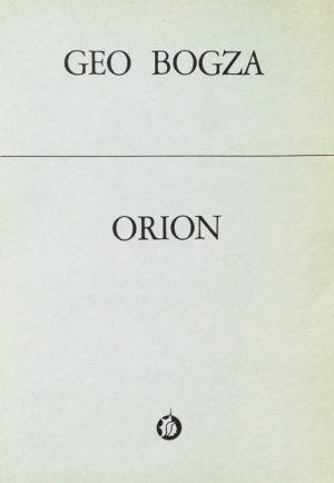 Orion (editia princeps