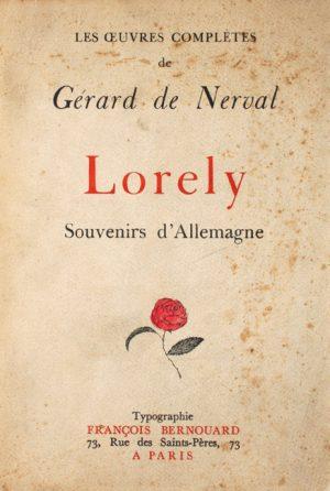 Lorely - Gerard de Nerval