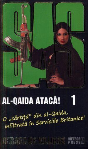 SAS: Al-Qaida ataca! Vol. 1 - Gerard De Villiers