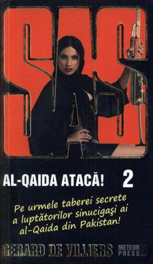 SAS: Al-Qaida ataca! Vol. 2 - Gerard De Villiers
