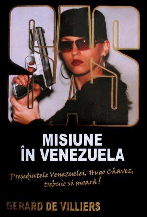 SAS: Misiune in Venezuela - Gerard de Villiers