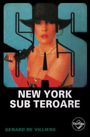 SAS: New York sub teroare - Gerard de Villiers