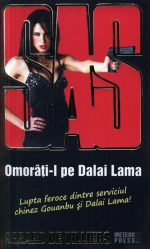 SAS: Omorati-l pe Dalai Lama - Gerard De Villiers