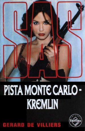 SAS: Pista Monte Carlo - Kremlin - Gerard de Villiers
