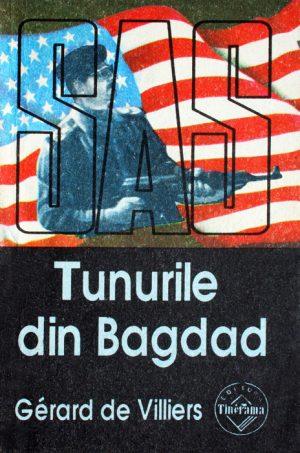 SAS: Tunurile din Bagdad - Gerard de Villiers