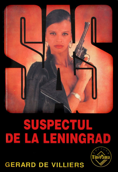 SAS: Suspectul de la Leningrad - Gerard de Villiers