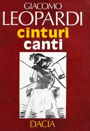 Canturi / Canti - Giacomo Leopardi