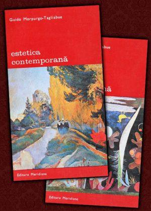 Estetica contemporana (2 vol.) - Guido Morpurgo-Tagliabue