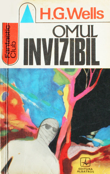 Omul invizibil - H. G. Wells