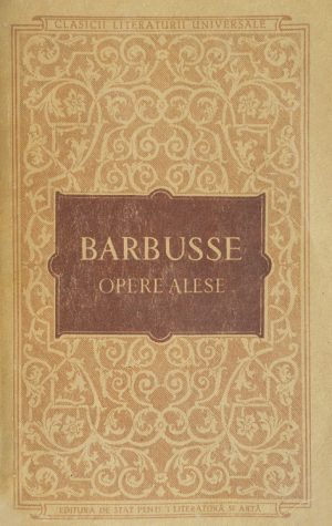 Opere alese - Henri Barbusse