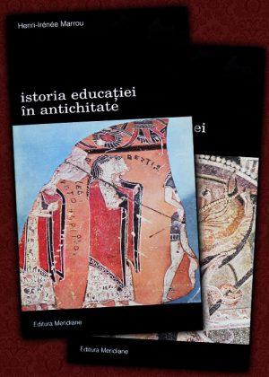 Istoria educatiei in antichitate (2 vol.) - Henri-Irenee Marrou