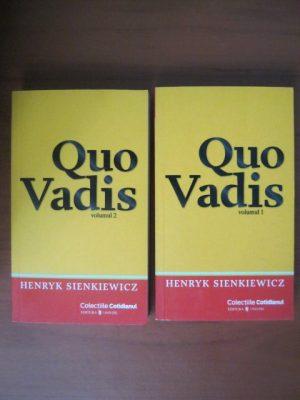 Quo Vadis (2 volume) - Henryk Sienkiewicz