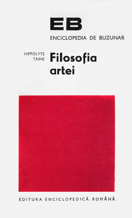 Filosofia artei - Hippolyte Taine