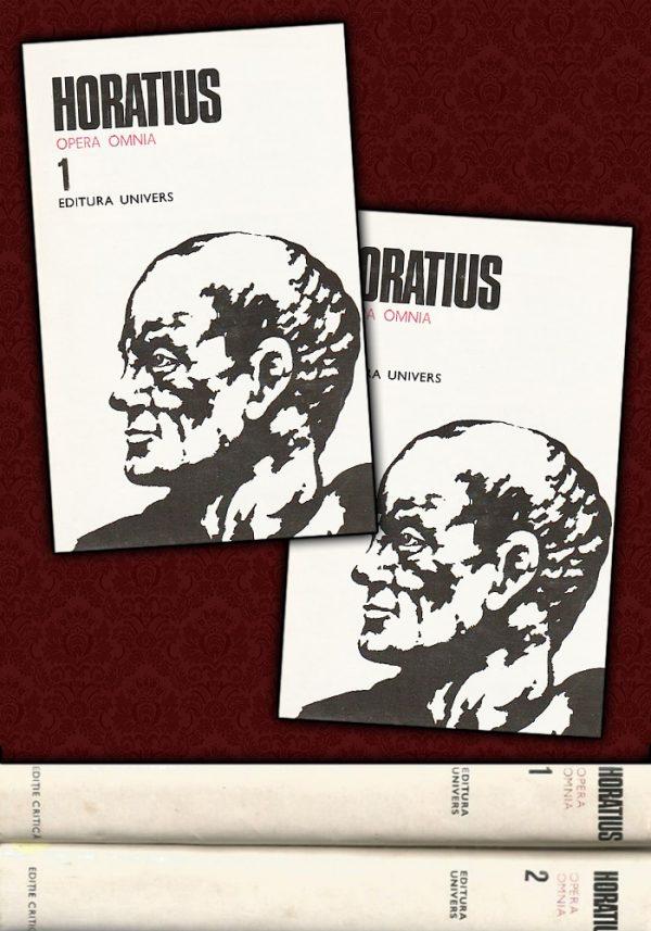 Horatius - Opera Omnia (2 volume)