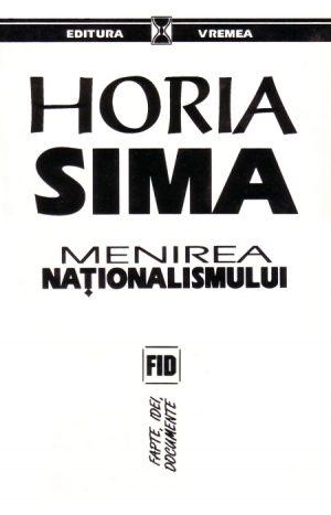 Horia Sima - Menirea nationalismului||Maresalul Antonescu in fata istoriei
