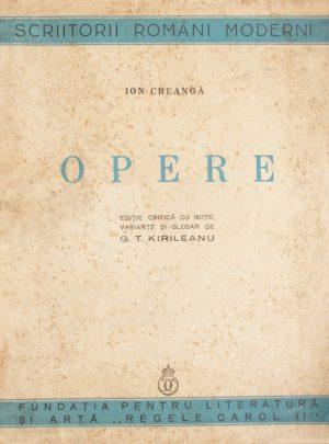 Opere (editia G.T. Kirileanu