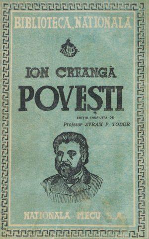 Povesti (editia 1942) - Ion Creanga
