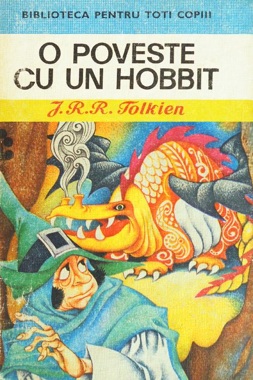 O poveste cu un hobbit - J.R.R. Tolkien