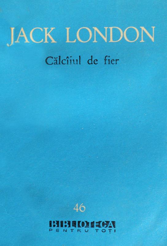 Calcaiul de fier - Jack London