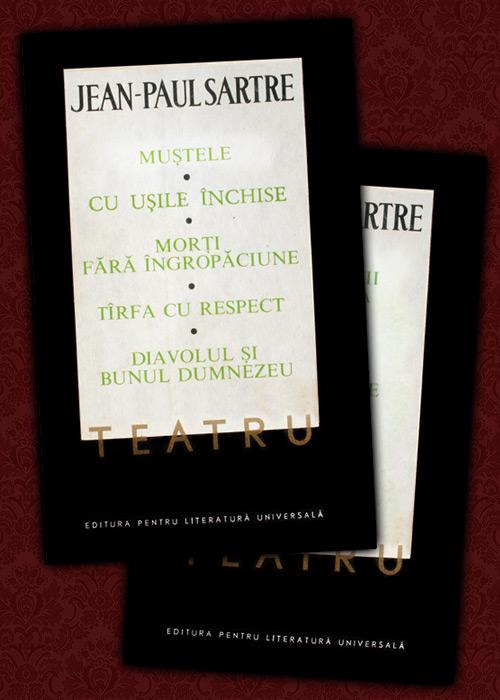 Jean Paul Sartre - Teatru||Teatru - Jean Paul Sartre