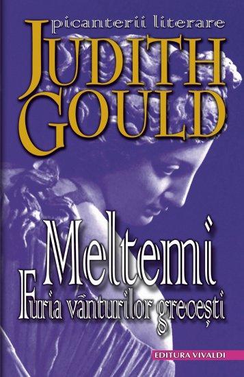 Meltemi. Furia vanturilor grecesti - Judith Gould