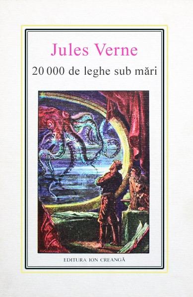 (13) 20.000 de leghe sub mari - Jules Verne