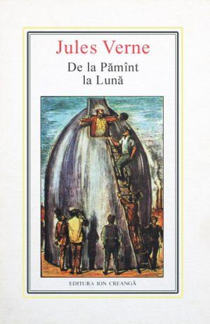 (14) De la Pamant la Luna - Jules Verne