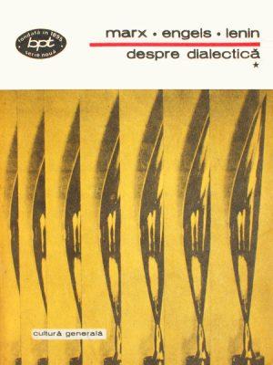 Despre dialectica (2 vol.) - Karl Marx