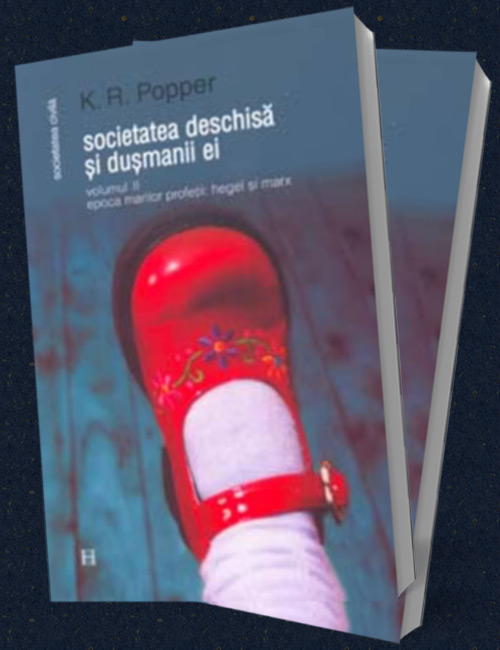 Societatea deschisa si dusmanii ei (2 vol.) - Karl Popper