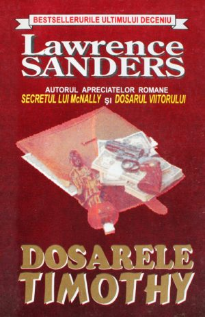 Dosarele Timothy - Lawrence Sanders