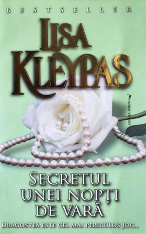 Secretul unei nopti de vara - Lisa Kleypas