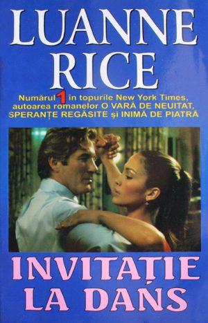 Invitatie la dans - Luanne Rice
