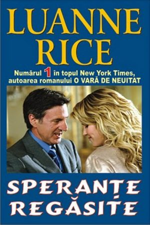 Sperante regasite - Luanne Rice
