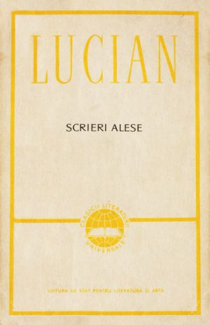 Scrieri alese - Lucian din Samosata