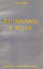 Materialismul si religia - M.P. Baskin