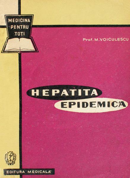 Hepatita epidemica - M. Voiculescu