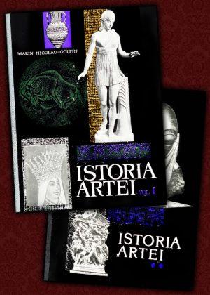 Istoria artei (2 vol.) - Marin Nicolau Golfin