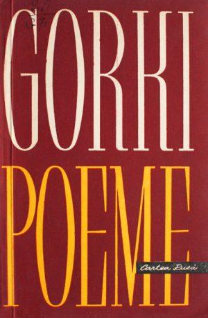 Poeme - Maxim Gorki