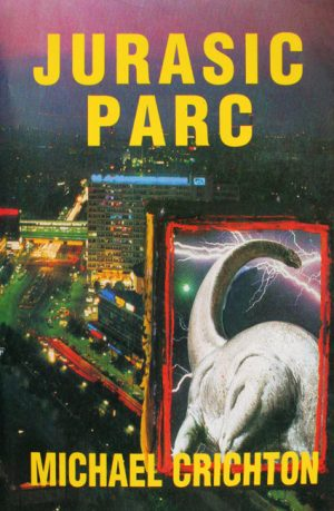 Jurasic Parc - Michael Crichton