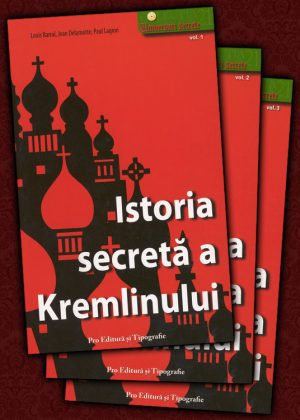 Istoria secreta a Kremlinului (3 vol.) - Alain Manevy