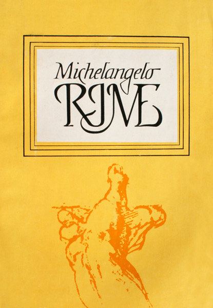 Rime - Michelangelo