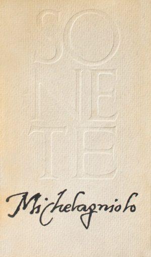 Sonete (editie bilingva) - Michelangelo