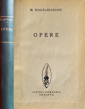 Opere (editia N. Cartojan