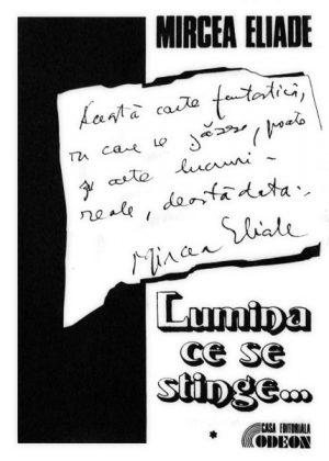 Lumina ce se stinge (2 vol.) - Mircea Eliade