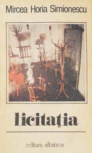 Licitatia - Mircea Horia Simionescu