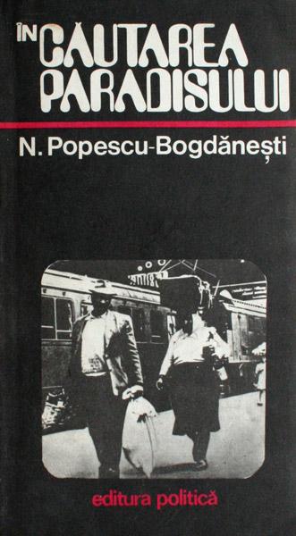 In cautarea paradisului - N. Popescu-Bogdanesti